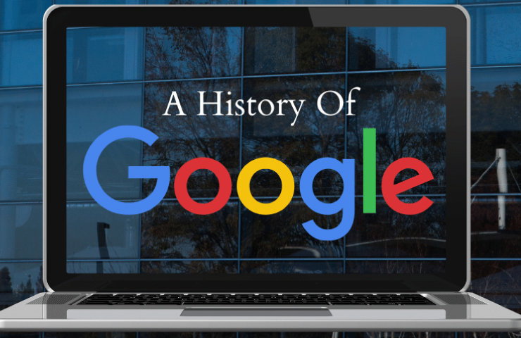 History of Google & Bing Search Engines