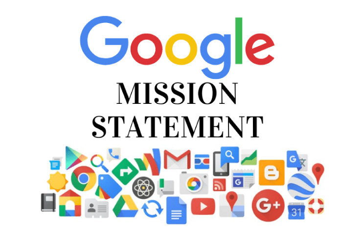 What is the google mission statement?